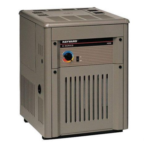 CLIMATIZADORES PISCINA  Climatizador Calefactor Caldera Hayward H-400 100Mkl 160Mlt - Cod.: T937A