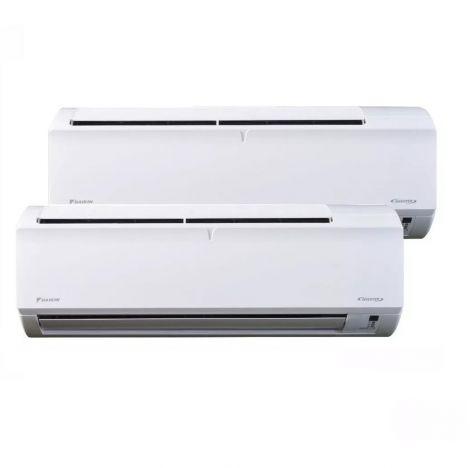 MULTISPLIT inverter Aire Multisplit Inverter Daikin 3500 + 5000 Cond 8000w - Cod.: Multidaik1