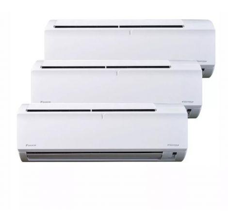 MULTISPLIT inverter Aire Acondicionado Multi Inverter Daikin 2500 + 3500 + 5000 - Cod.: Multidaik3