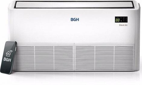 PISO TECHO inverter Aire Acondicionado Bgh Split Piso Techo Inverter 15000 Fr 5tr - Cod.: BSPTHI60CTO