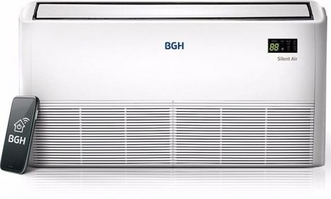 PISO TECHO inverter Aire Acondicionado Bgh Split Piso Techo Inverter 18000 Fr 6tr - Cod.: BSPTHI72CTO