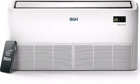 PISO TECHO inverter Aire Acondicionado Bgh Split Piso Techo inverter 9000 Fr 3tr - Cod.: BSPTHI36CMO