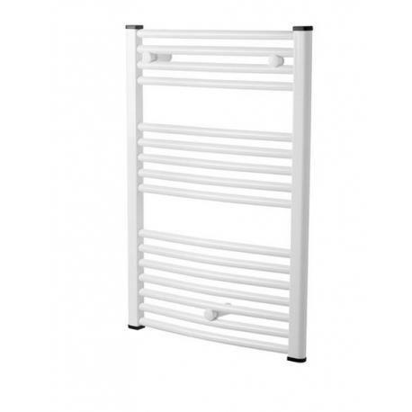 Toalleros  Radiador Toallero para baño ZETA blanco 800-500 - Cod.: A034