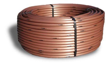 Tuberias  Tubo de goteoPC 2.3 L/H C/33cm SUBTERRANEOx 152m - Cod.: X48002